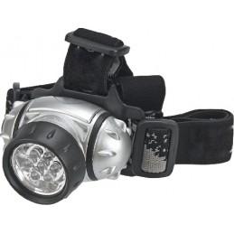 Prožektorius tvirtinamas ant galvos su 7 LED TOPEX 817