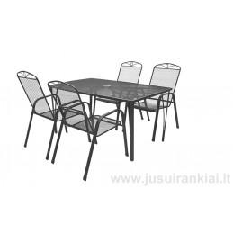 Lauko baldų komplektas HECHT NAVASSA SET 4