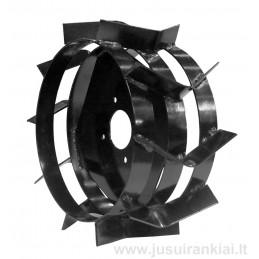Metaliniai ratai HECHT...