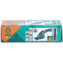 Vejos žirklės akumuliatorinės 3,6V FLO Y-79500