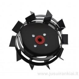 Metaliniai ratai HECHT 0007104 tinka HECHT 7100