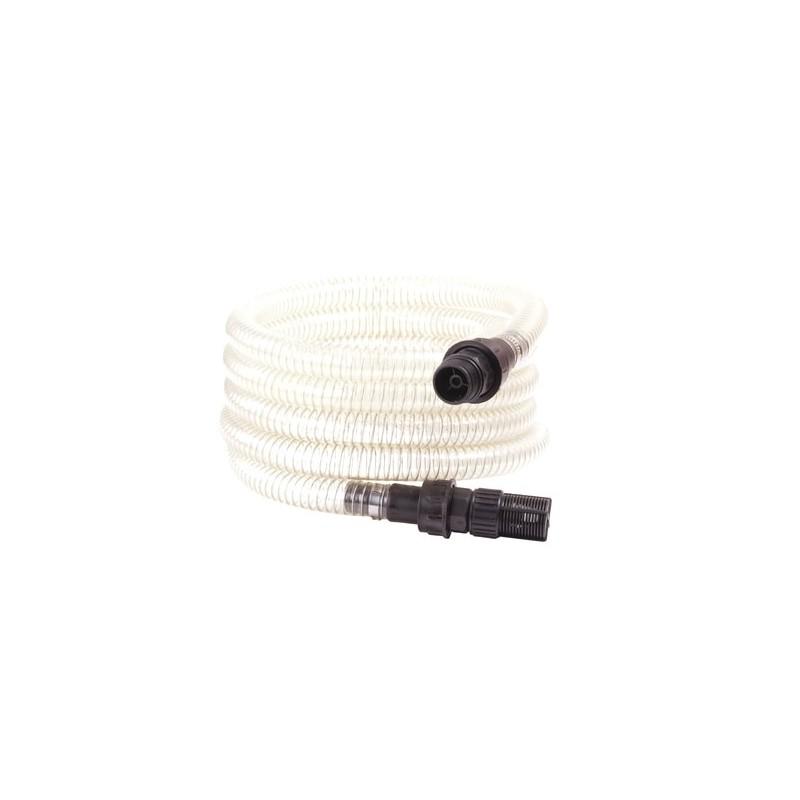 Įsiurbimo žarna 1' su atbuliniu vožtuvu ir siurbimo filtru 7m HECHT 000031
