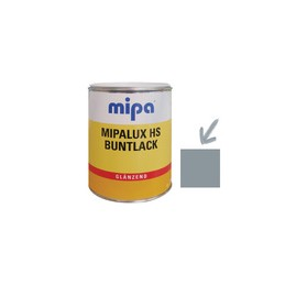 Emalis blizgus 0,75ltr. sp. pilka RAL7001 MIPA