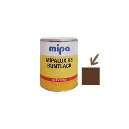 Emalis blizgus 0,75ltr. sp. tamsiai ruda RAL8011 MIPA