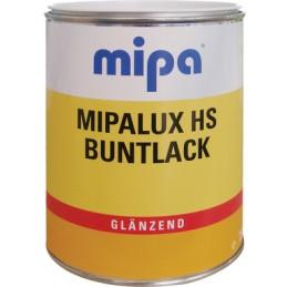 Emalis blizgus 0,75ltr. sp. juodas RAL9005 MIPA