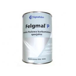 Emalis ratlankiams 1,0ltr. aliuminio dažai FELGMAL
