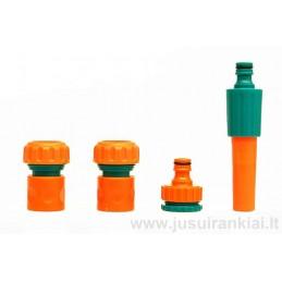 """Antgalis 1"""", 3/4"""" laistymui plastmasinis reguliuojamas FLO Y-89203"""