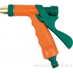 "Pistoletas-antgalis 1/2"" purškimui, 3 padėtys FLO Y-89215"