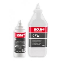 Milteliai CPW balti dažantys ištraukiamai virvutei Sola CPW230