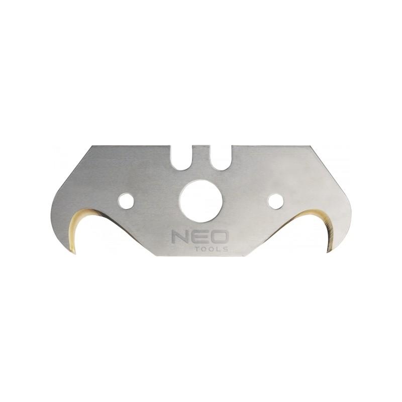 Atsarginių peiliukų rinkinys Titano NEO Tools T-64-620