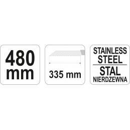Peilis statybiniei izoliacijai 335mm YATO YT-7624
