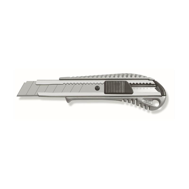 Peiliukas 18mm. tapetams aliuminio korpusu CIRET C-2010