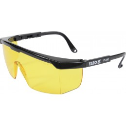 Apsauginiai akiniai geltono...