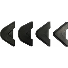 Glaistikliai-gramdikliai su antgaliais 3vnt. YATO YT-52631