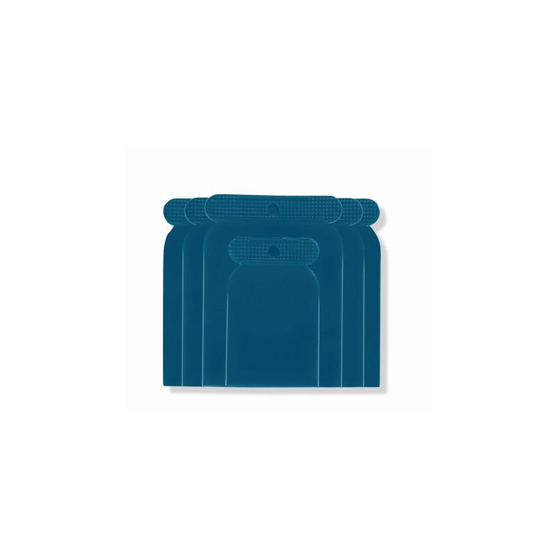 Glaistyklių plastmasinių rinkinys 4vnt. CIRET C-910001