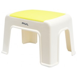 Suolelis plastikinis baltas-geltonas FALA Y-75915