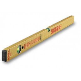 Gulščiukas AZM 40-200cm. aliuminis, magnetinis Profi 2L SOLA