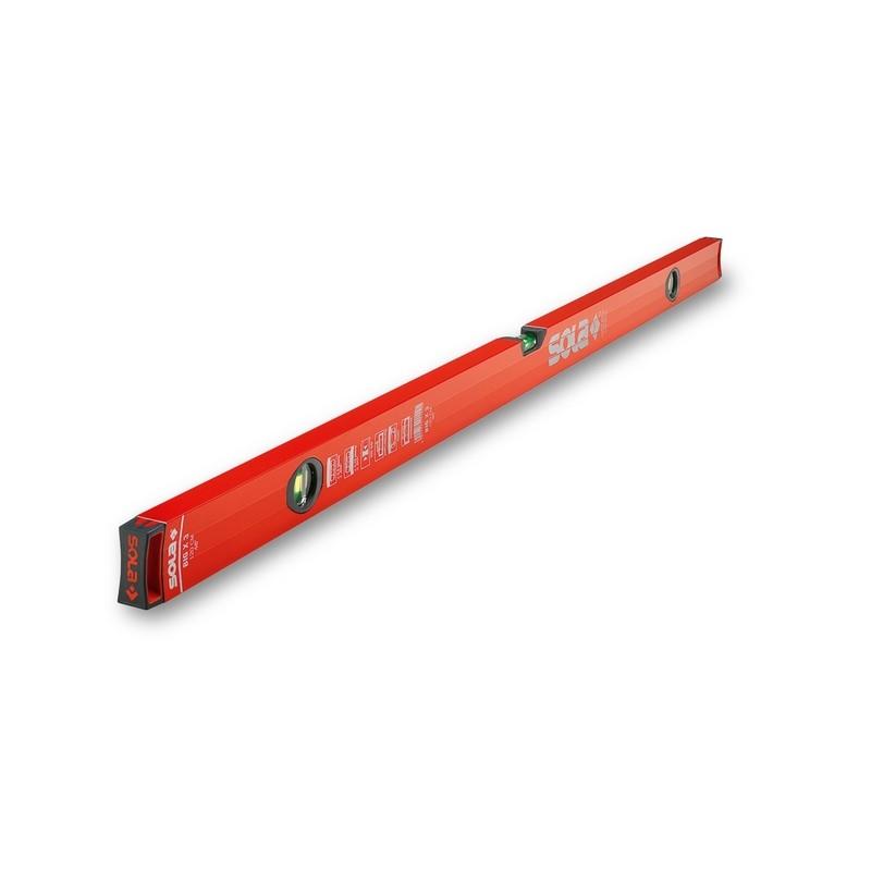 Gulščiukas BIGX3 100-200cm. aliuminis, Profi 2L SOLA