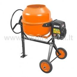HECHT 2221 betono maišyklė 200l. elektrinė 1050 W
