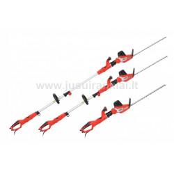 HECHT 675 gyvatvorės žirklės, elektrinės