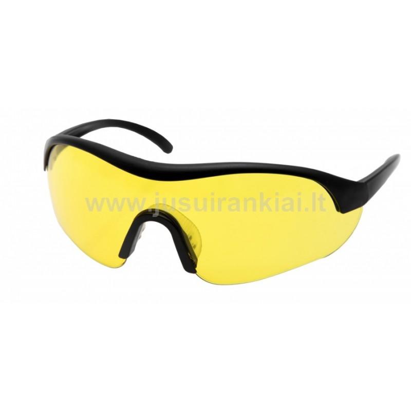 HECHT 900106Y apsauginiai akiniai, geltoni