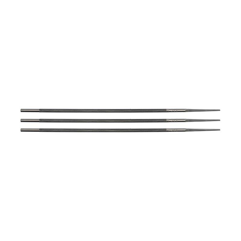 Dildės 200mm. d-4,5mm. 3vnt. grandinių pjūklų galandimui VOREL Y-79862