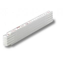 Metras 2m. plastikinis sulankstomas SOLA HK2/10W
