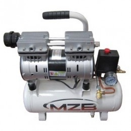 Kompresorius 9l. 110l/min, 8bar, betepalinis MBZ
