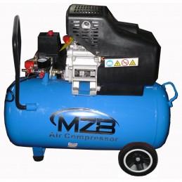 Kompresorius 50l. 200L/min, 8bar, MBZ