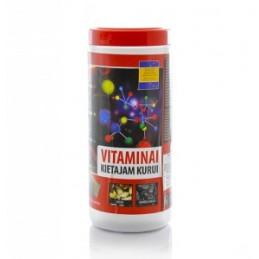 Vitaminai kietajam kurui 50pak. po 20g.