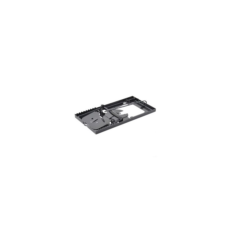 Spąstai pelėms metaliniai 16x8,5cm. juodi YM878-1