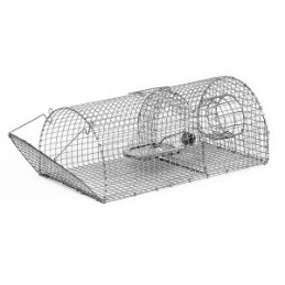 Spąstai žiurkėms, pelėms, kiaunėms gyvagaudės 41x23,5x18,5cm.