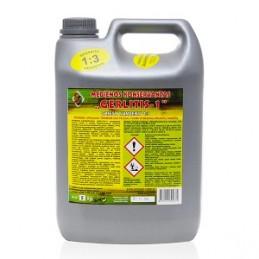 Antiseptikas antipirentas žalias 5kg. koncentratas GERLITIS-1