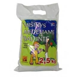 Medelių balinimo priemonė 2,5kg. maišelis