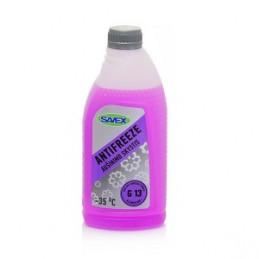 Aušinimo skystis -35°C. 1ltr. G13 violetinis ANTIFREEZE, SAVEX