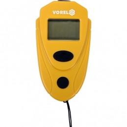 Dažų storio matuoklis 0-2mm. VOREL Y-81731