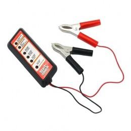 Akumuliatoriaus baterijos ir generatoriaus testeris 12V skaitmeninis