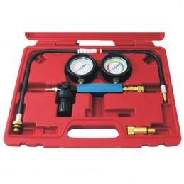 Variklio cilindrų spaudimo nuotėkio testeris benzininiams varikliams