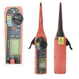 Dvipusis įtampos ir elektros grandinės testeris