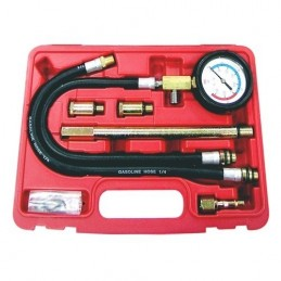 Kompresijoa matuoklis su antgaliais rinkinys, benzininiams varikliams