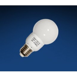 Lemputė 20W taupanti energiją apvali E14 HY-O-11