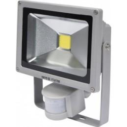Lempa reflektorinė diodinė sensorinė 20W, 1400lm YATO YT-81798
