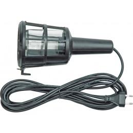 Lempa su plastikiniu gaubtu E27 230V VOREL Y-82715