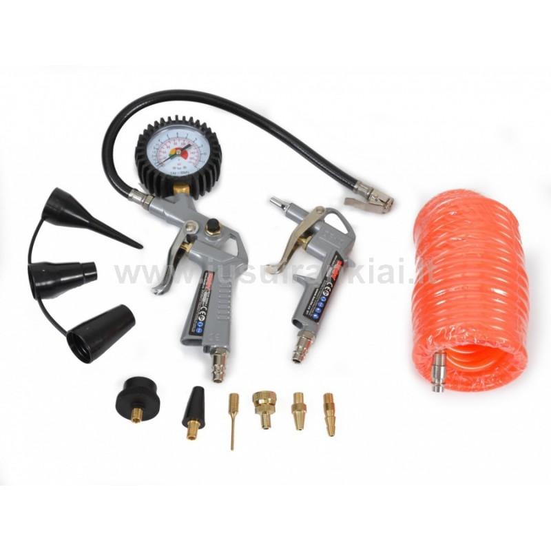 HECHT 002026 kompresoriaus priedų rinkinys