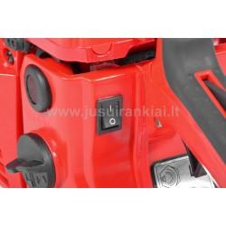 HECHT 956 2,4 kW grandininis pjūklas, benzininis