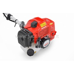 HECHT 142 BTS 1,49 kW trimeris, benzininis