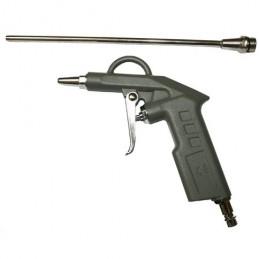Prapūtimo pistoletas keičiamais antgaliais