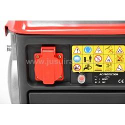 HECHT GG 950 DC elektros generatorius 720 W