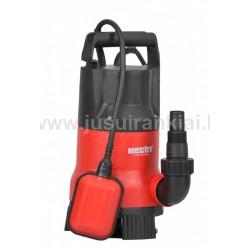 HECHT 3752 giluminis siurblys 750 W