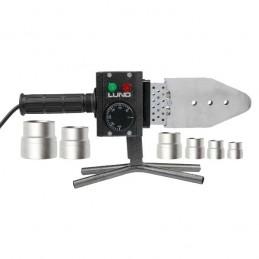 Suvirinimo aparatas termoplasto vamzdžiams (PVC)